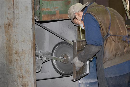 アルミ鋳造設備4