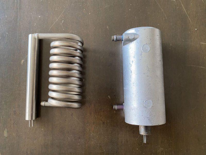 アルミ鋳造、アルミ鋳物の三和軽合金製作所の鋳ぐるみ製品2