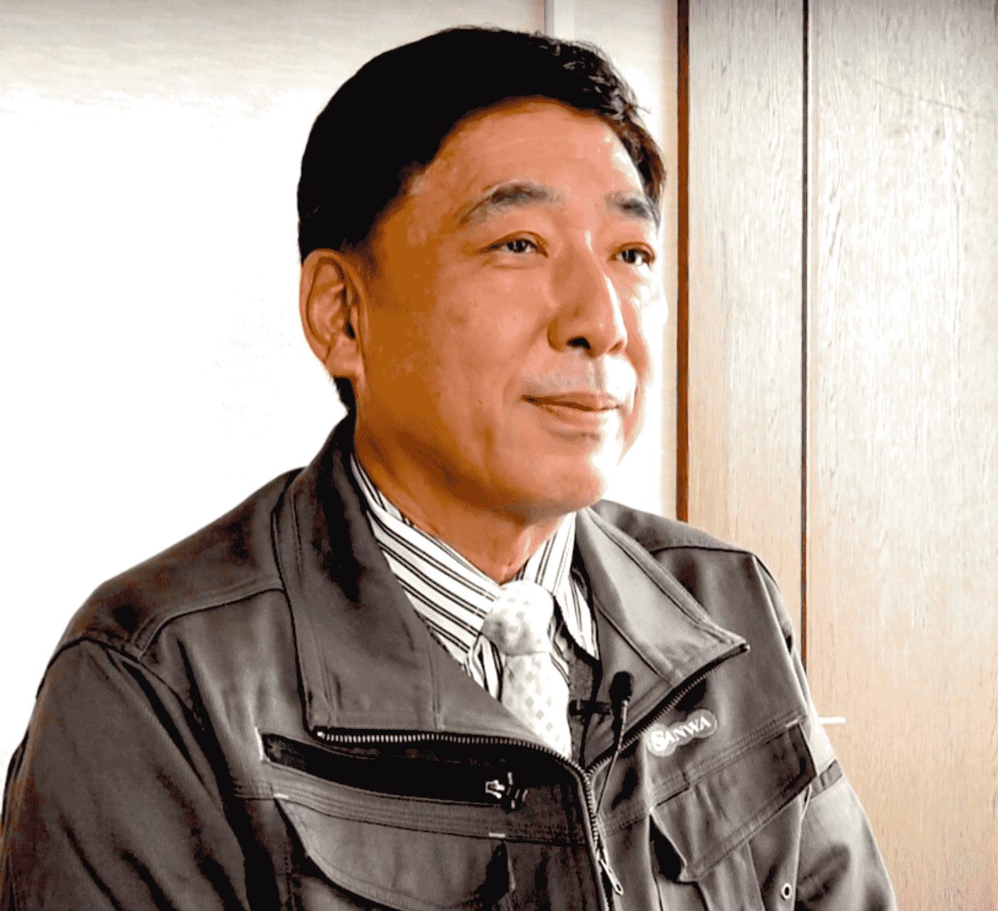 株式会社 三和軽合金製作所、代表取締役社長 三宅正恒