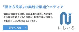 働き方改革企業紹介